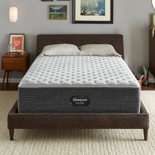 Beautyrest Silver BRS900-C 13.75 Extra Firm Innerspring Mattress by Simmons Beautyrest