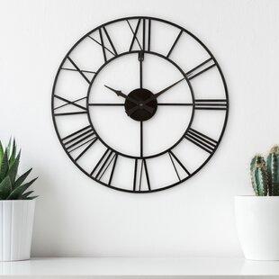 Floating Clock Wayfair