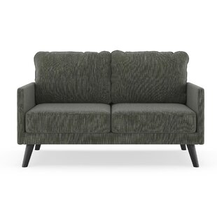 Crisman Loveseat by Corrigan Studio