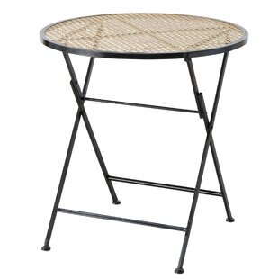 Yatesville Folding Dining Table By Bay Isle Home