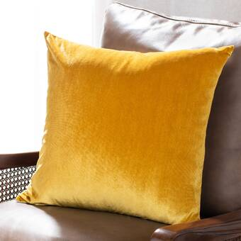 East Urban Home Couch Plenty Of Fish In The Sea 4 Square Throw Pillow Wayfair