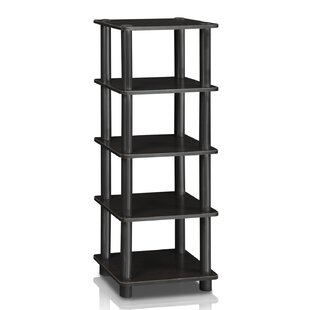 Bargas Etagere Bookcase by Ebern Designs New Design