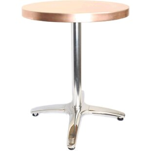 Mio Metals 24 in. Round Dining Table