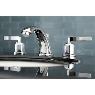 Kingston Brass Centurion Widespread Bathroom Faucet with Drain Assembly