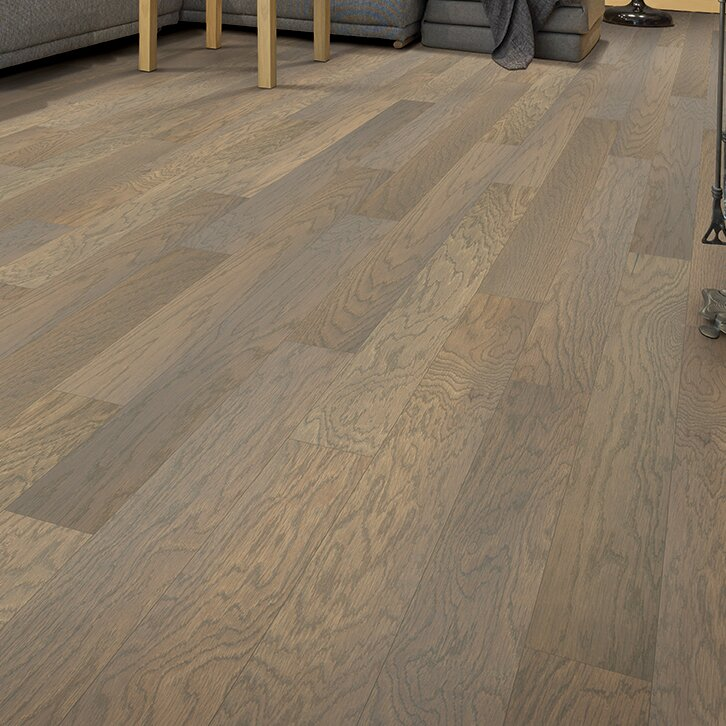 Mohawk City Escape 5 Engineered Oak Hardwood Flooring In Low Glossy