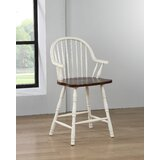 Gonzalez Solid Wood 24'' Counter Stool (Set of 2) by Rosalind Wheeler