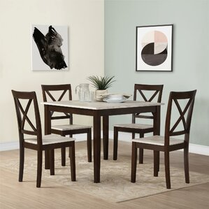 Rustic Dining Room Tables rustic kitchen & dining room sets you'll love | wayfair