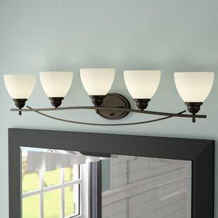 Maeystown 5-Light Vanity L..