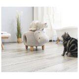 Baby Rhinos Soft Footstool & Cat House