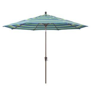 Beachcrest Home Mullaney 11' Market Umbrella