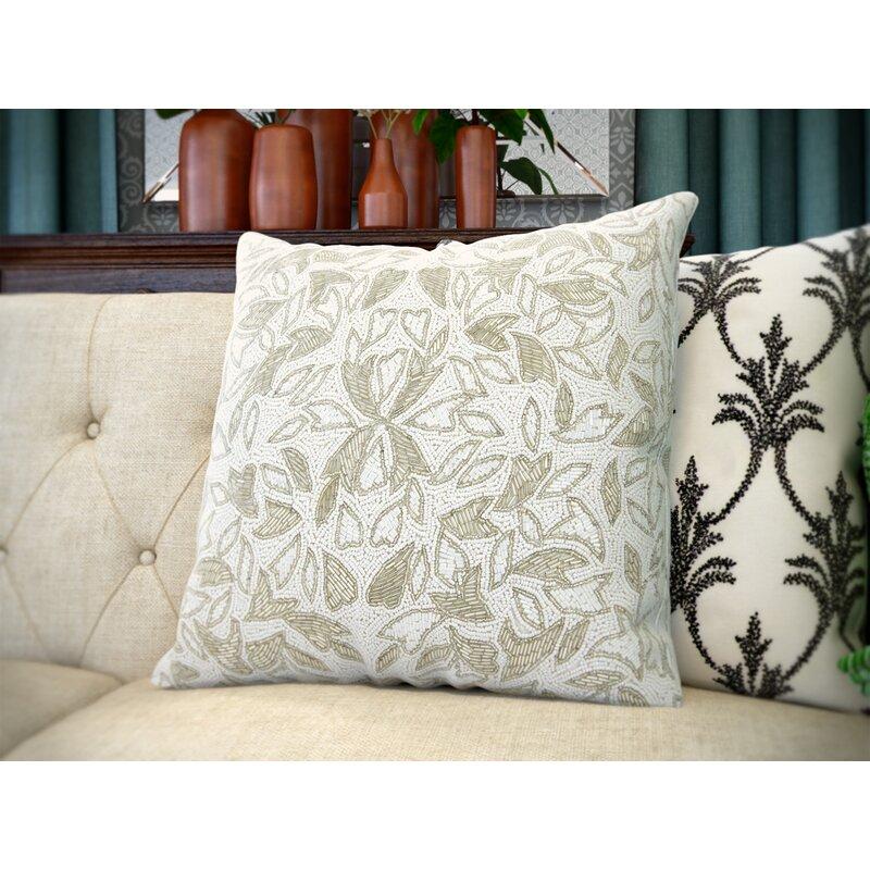 Charlton Home Spellman Square Pillow Cover Insert Wayfair