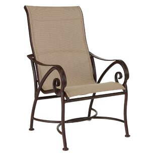 Lucerne Patio Dining Chair by Leona