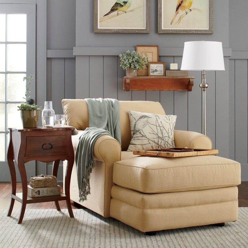 Birch Lane™ Newton Chaise Lounge & Reviews   Birch Lane