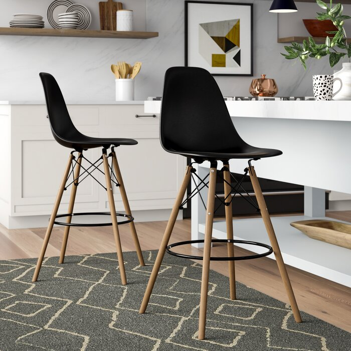 Admirable Alyssa Bar Counter Stool Andrewgaddart Wooden Chair Designs For Living Room Andrewgaddartcom