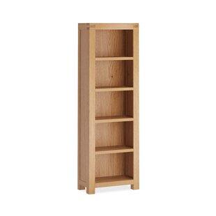 Cloudcroft Slim Bookcase By Union Rustic