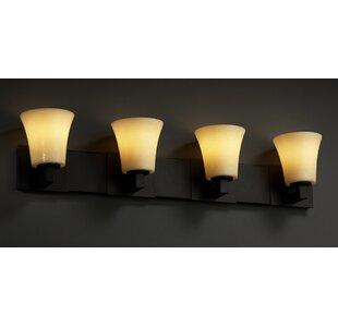 Loon Peak Wantage 4-Light Vanity Light