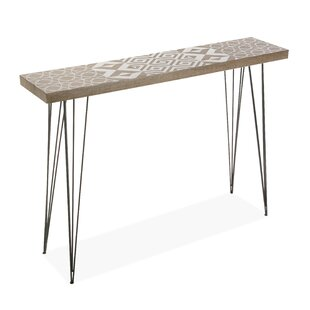 Hubbs Console Table By Bloomsbury Market