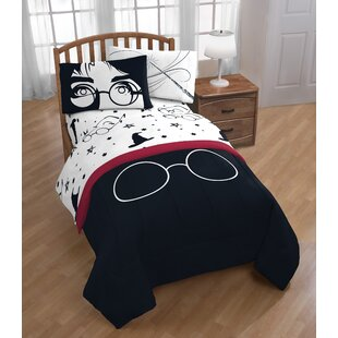 Harry Potter Always 4 Piece Microfiber Sheet Set