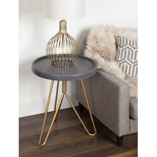 Applegate End Table by Ivy Bronx