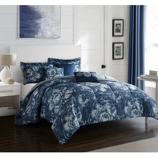 Blunt 6 Piece Reversible Comforter Set