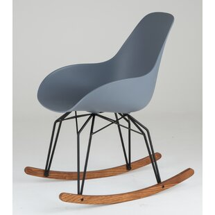 Diamond Dimple Rocking Chair by Kubikoff