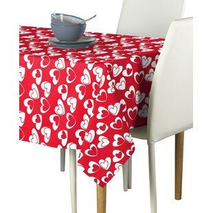 Erazo Tangled Hearts Milliken Signature Tablecloth