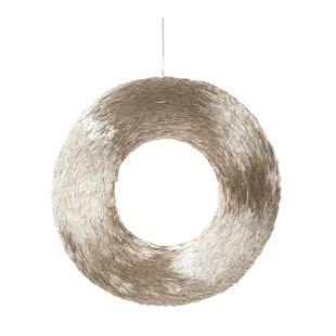 60cm Artificial Christmas Wreath Image