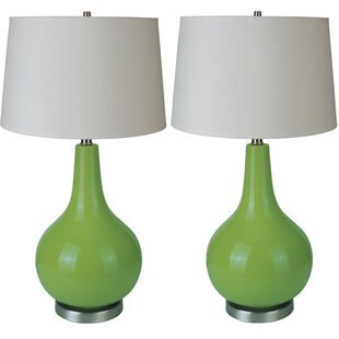 Hallie 28 Table Lamp (Set of 2)