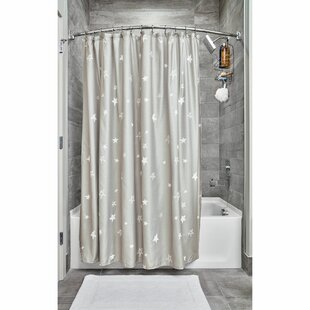 Price comparison Colunga Star Shower Curtain By Ebern Designs