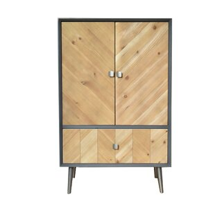 Ivy Bronx Getz 1 Drawer Accent Cabinet