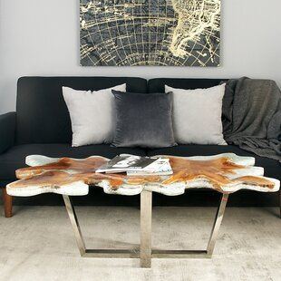 Savings Coffee Table By Cole & Grey