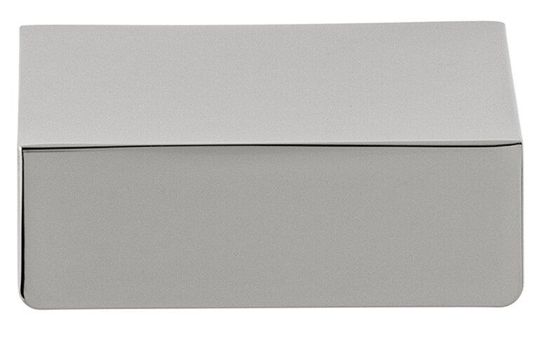 Sumner Street Home Hardware Martin 1 1 4 Center To Center Finger Pull Reviews Wayfair