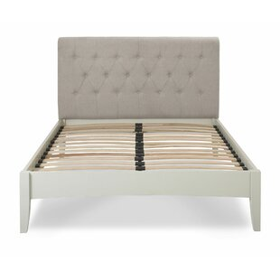 Ziggy Upholstered Bed Frame By August Grove