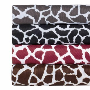 Animal Print Super Soft Sheet Set
