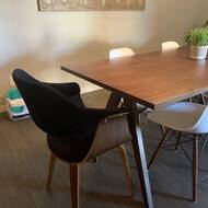 Ailey Upholstered Dining Chair Reviews Allmodern
