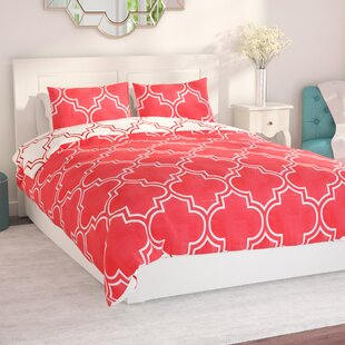 Denys Reversible Comforter Set by Willa Arlo Interiors
