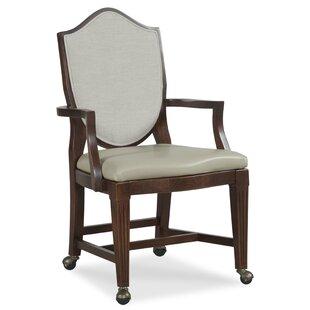 Veneta Upholstered Dining Chair by Fairfi..