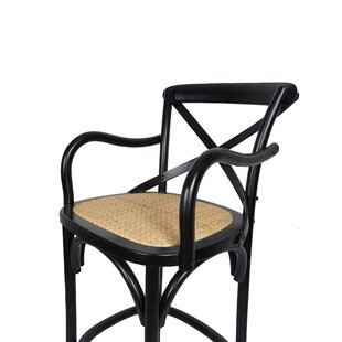 Parra Wooden 31 Bar Stool Bayou Breeze