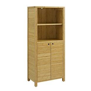 Online Reviews Tallulah 23.6 W x 53 H Cabinet ByHighland Dunes