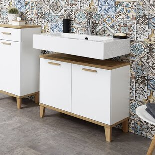 Guadalupe 70cm Free-Standing Under Sink Storage Unit By Isabelline
