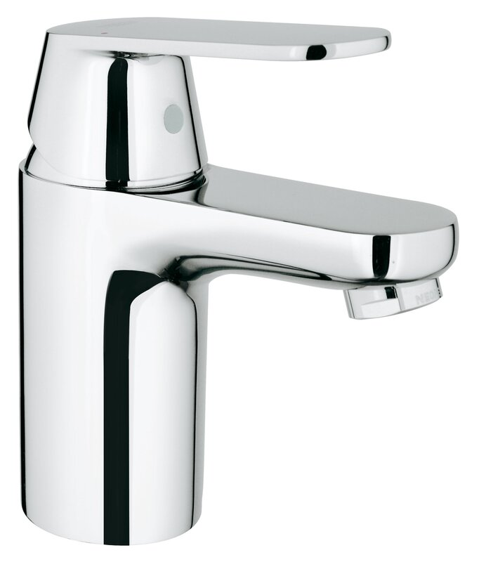 Grohe Eurosmart Single Handle Single Hole Bathroom Faucet