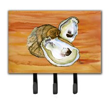 Oyster Leash Holder and Key Hook by Caroline's Treasures