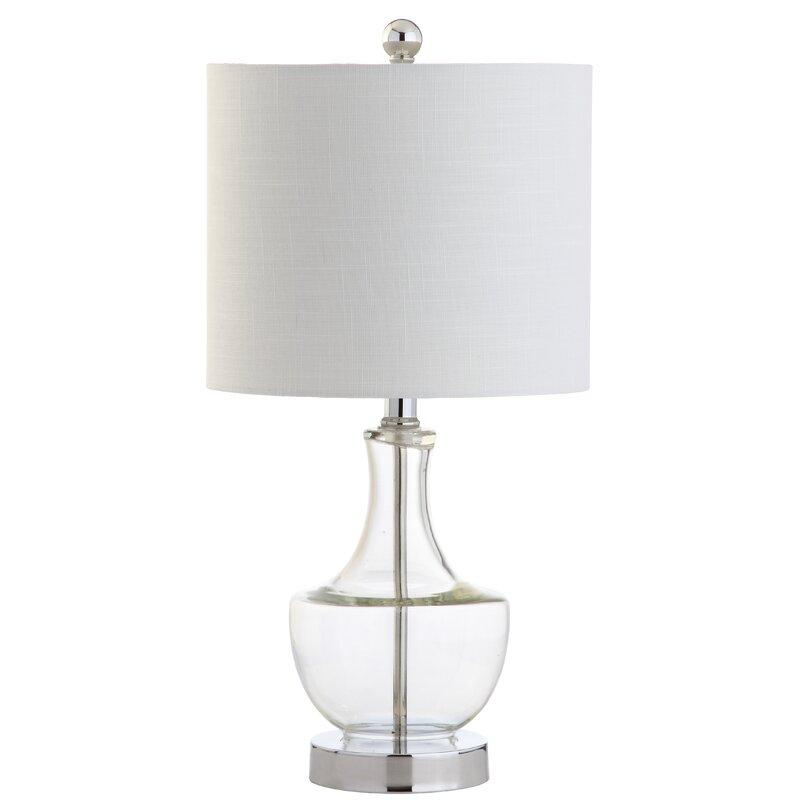 Alcott Hill Litchfield Glass 20 Quot Table Lamp Amp Reviews