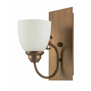Freedman Armed Sconce by Charlton Home