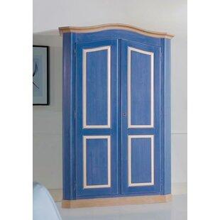 2 Door Wardrobe By Longshore Tides