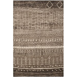 Ximena Brown Area Rug