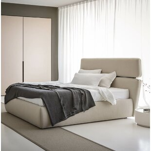 Affordable Rialto Upholstered Platform Bed by Pianca USA Reviews (2019) & Buyer's Guide