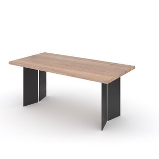 Keegan Solid Wood Dining Table