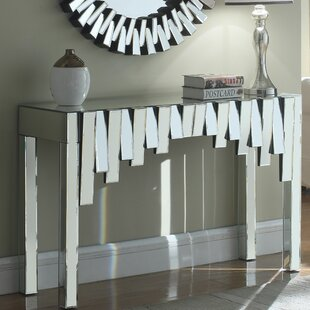 Everly Quinn Bekey Console Table