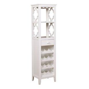 Whelchel 12 Bottle Floor Wine Cabinet